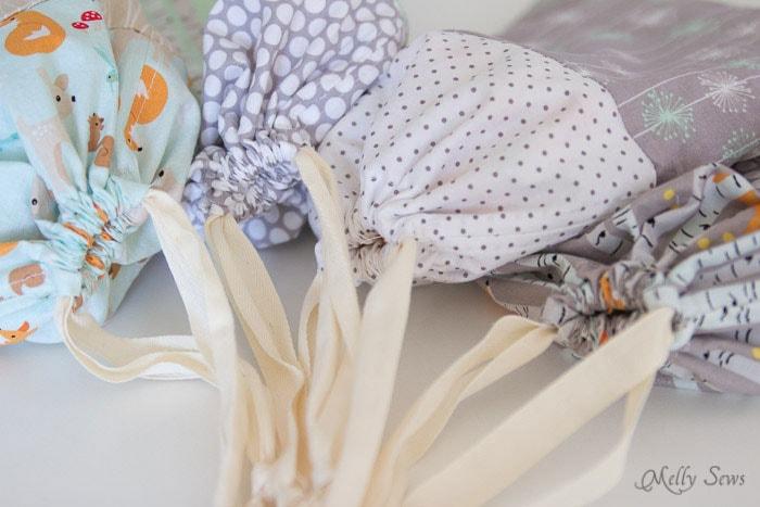Pajama Gift Sets - Melly Sews