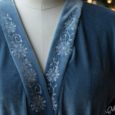 Sew a Robe – Easy Tutorial