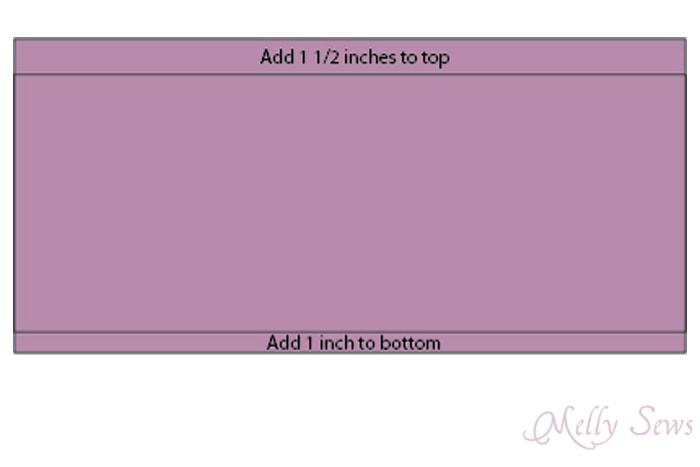 Step 1 - Sew a Simple Skirt Tutorial - Melly Sews