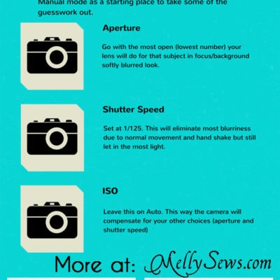 Easy Camera Settings for Shooting in Manual – Tech Tips