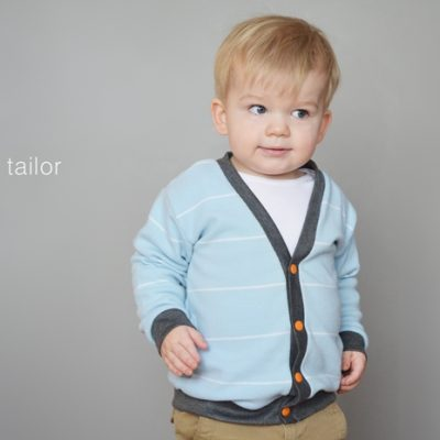 Cool Cardigan with The Crazy Tailor – Blank Slate Sewing Team