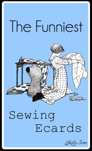 Laugh til you cry at this round up of the funniest sewing ecards - Melly Sews