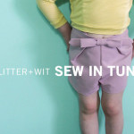 Sew in Tune with Alida Makes and Glitter and Wit