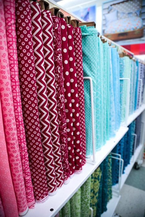 Quilting cotton- How to shop for fabric - how to buy fabric - a beginner's guid to conquering the fabric store - Melly Sews