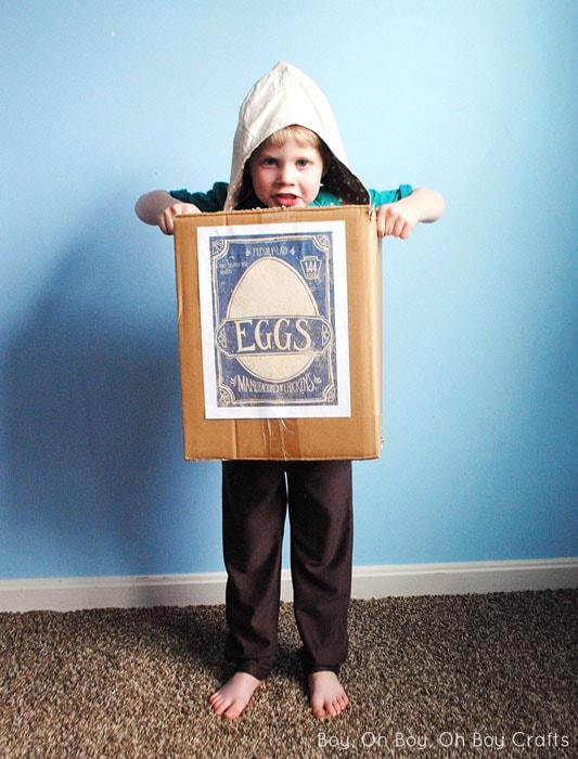 Little Box Outfit by Boy, Oh Boy, Oh Boy!