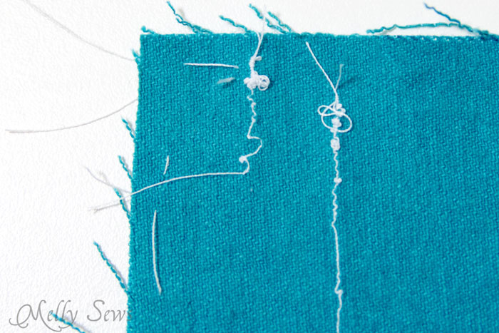 Sewing Machine Issues - How to fix common problems - Melly Sews