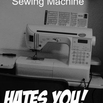 8 Signs Your Sewing Machine Secretly Hates You – How to Fix Sewing Machine Problems