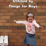 Schoolday Skirt with Things for Boys – Blank Slate Sewing Team