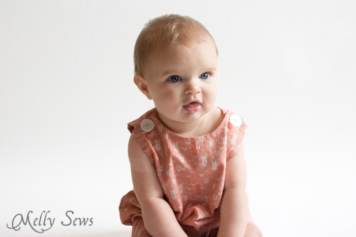 Baby Boy Romper Pattern Sew Jon Jons Melly Sews