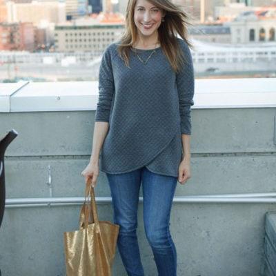 Tulip Top with Sewbon – Blank Slate Sewing Team