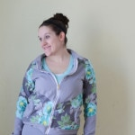 Zinnia Jacket and Riley Blake Knit Tour with If Only They Would Nap – Blank Slate Sewing Team
