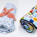 Sew Baby Blankets – 2 Easy Options