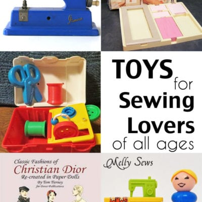 17 Sewing Toys for Sewing Enthusiasts of All Ages