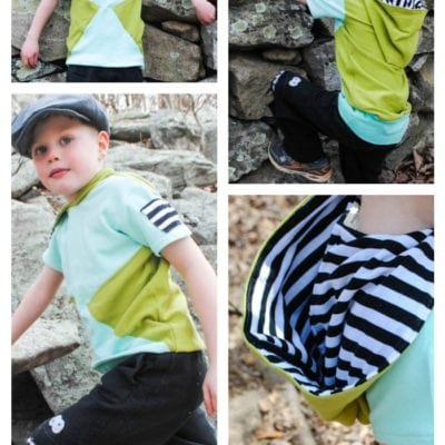 Colorblock Tutorial for Tee Times 3 With Boy, Oh Boy, Oh Boy – Blank Slate Sewing Team