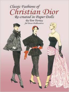 Dior Fashion Paper Dolls