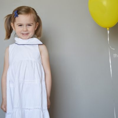 Fresh Bloom Frock by The Crazy Tailor – Blank Slate Sewing Team