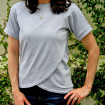 Tulip Top with Sew Charleston – Blank Slate Sewing Team
