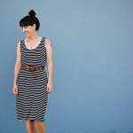 Tank Dress by Dandelion Drift for (30) Days of Sundresses - Melly Sews