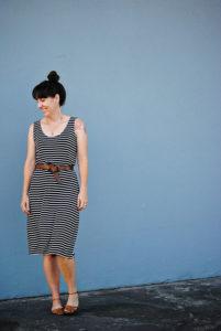 Tank Dress by Dandelion Drift for (30) Days of Sundresses - Melly Sews