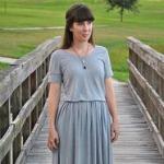 Dandelion knit dress