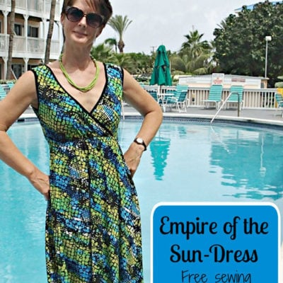 (30) Days of Sundresses with So Sew Easy