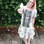 IKEA hack sundress by One Little Minute - 30 Days of Sundresses - Melly Sews