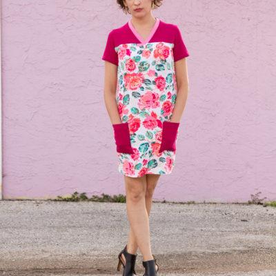 (30) Days of Sundresses – Juniper Jersey Pattern