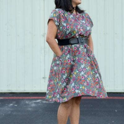 (30) Days of Sundresses – The Marigold Dress Pattern