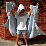 SLMM Hooded Towel