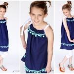 Sugar Bee Pom+Pom+Pillowcase+Dress+Tutorial-150x150