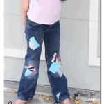 Sugar Bee how+to+make+cute+patched+jeans-150x150