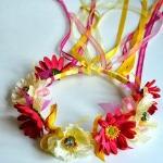 aesthetic nest flower crowns