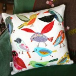 buzzmill robin pillow