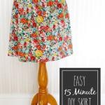 flam skirt
