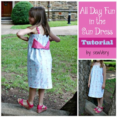 (30) Days of Sundresses with sewVery