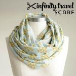 polka scarf