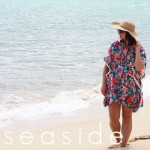 Seaside Cover Up by Sew Caroline for (30) Days of Sundresses - Melly Sews