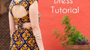 Sundressing Hall of Fame – the Tie Back Dress