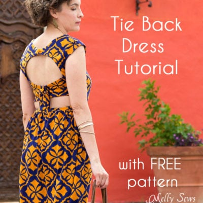 Sundressing Hall of Fame – the Tie Back Dress