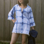Swim Cover up by Dixie DIY for (30) Days of Sundresses - Melly Sews