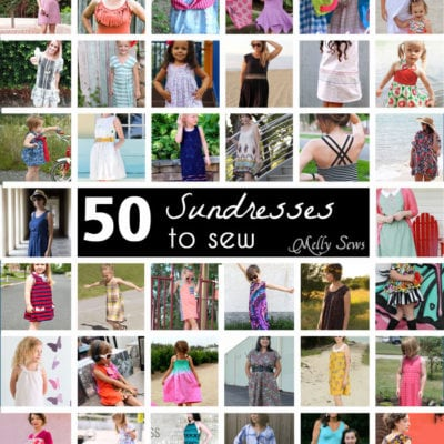50 Ways to Sew a Sundress!