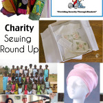 Charity Sewing Round Up