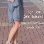 High Low Skirt Tutorial – Skirting the Issue