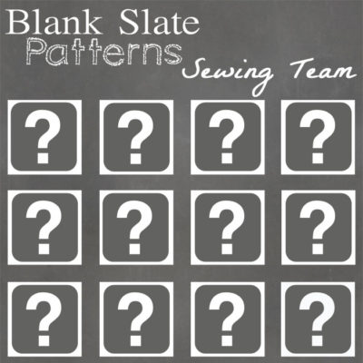 Blank Slate Sewing Team 2017-2018