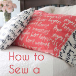 Charity Pillowcases – Sew a Pillowcase with Happy Home Fabrics