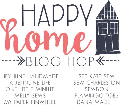 Happy Home Fabrics Blog Hop