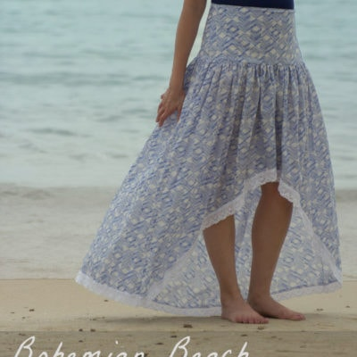 Bohemian Skirt Tutorial
