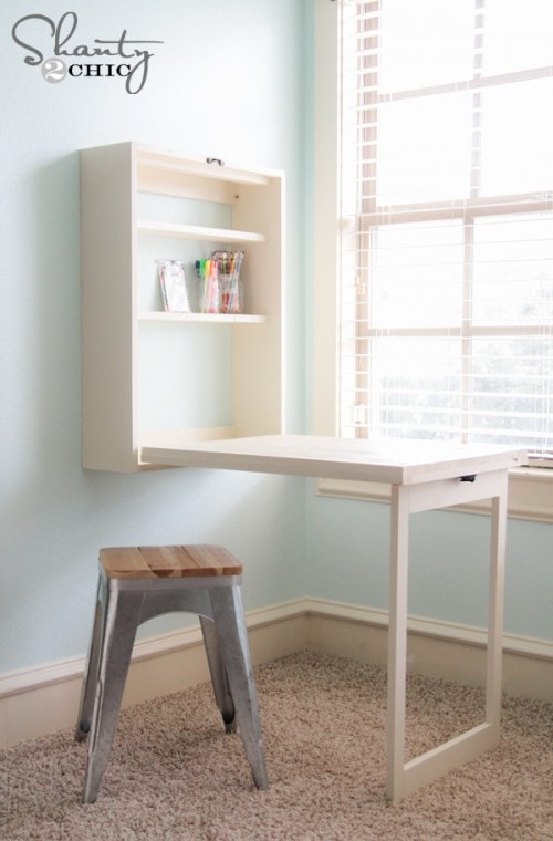 Murphy Desk by Shanty to Chic