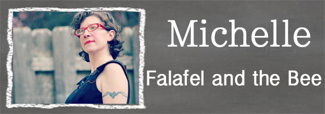 Michelle of Falafel and the Bee