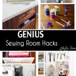 Genius Sewing Room Hacks